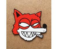 Магнит Stoned Fox