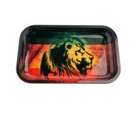 Поднос из металла Lion