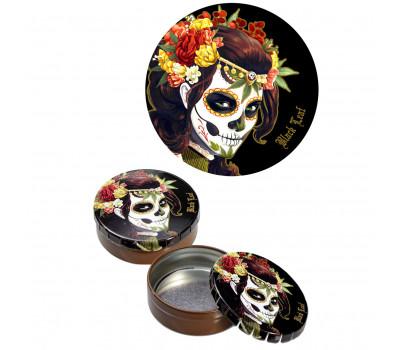 Контейнер Black Leaf Mexican Skull