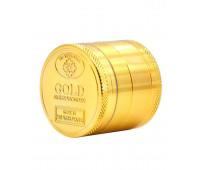 3-х секционный гриндер Gold (4см)