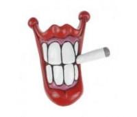Магнит Lip With Cigaret