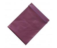 Пакет Zip Lock (5x7) вишневый металлик