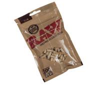 Сигаретные фильтры RAW Cellulose Slim 200 шт