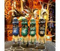 Фигурка деревянная AMR19-8922 Анат и Балу-Боги Страсти Любви 23см