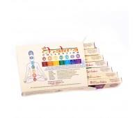 Благовония Chakra Collection