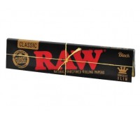 RAW Slim Black
