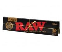 RAW Slim Black